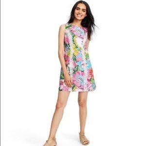 Lilly Pulitzer Nosey Posie Sleeveless Shift Dress
